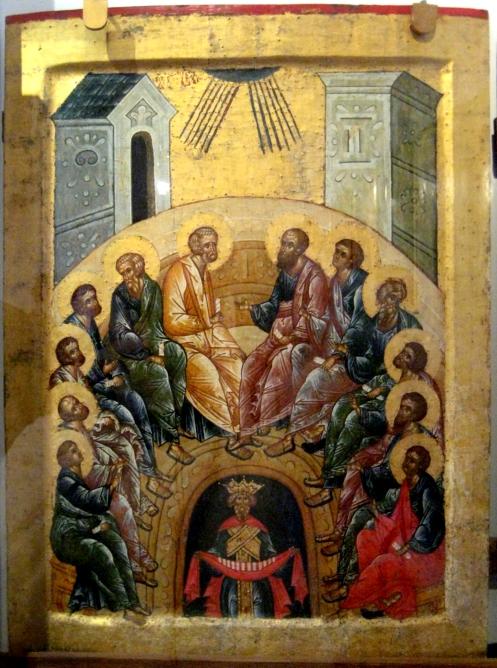Pentecost ikon