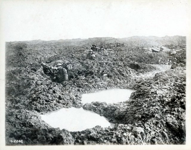 Second_Battle_of_Passchendaele_-_16th_Canadian_Machine_Gun_Company